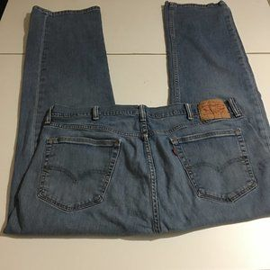 Levi's 559 Mens Relaxed Straight Jeans Size 40x32